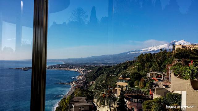Hospedagem em Taormina, Sicília, Hotel Monte Tauro