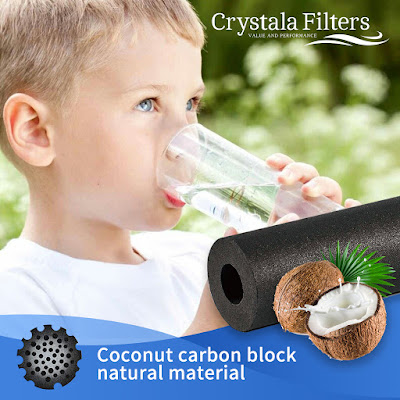 coconut shell activated carbon is a natural filtrate material