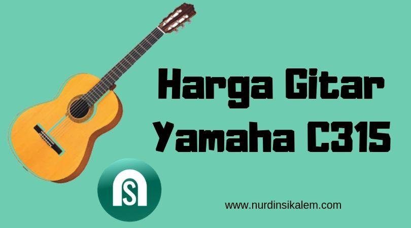 Harga Gitar Yamaha C315