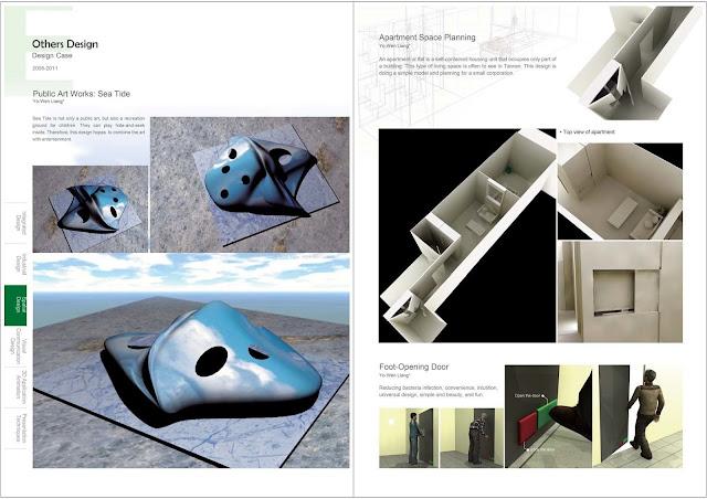 其他空間設計,梁又文老師設計作品集,空間設計篇
