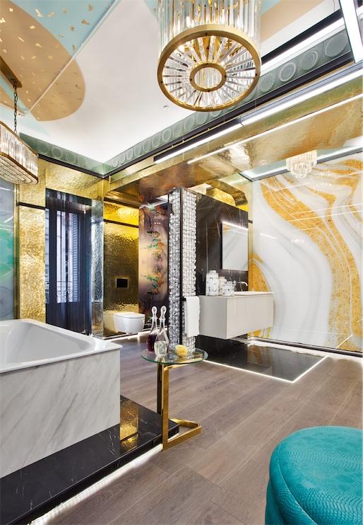 Tendencias en cuartos de baños para el 2021