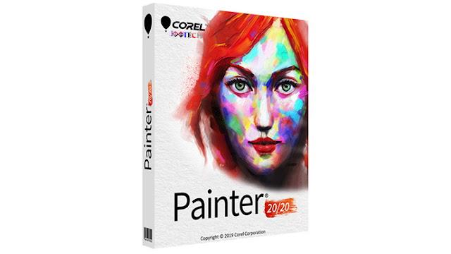 تحميل برنامج Corel Painter 2020 كامل مع التفعيل