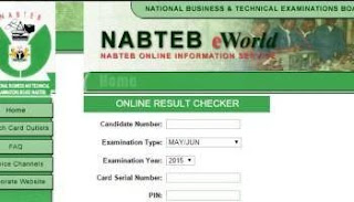 NABTEB Extends Registration Deadline For 2018 May/June Exam
