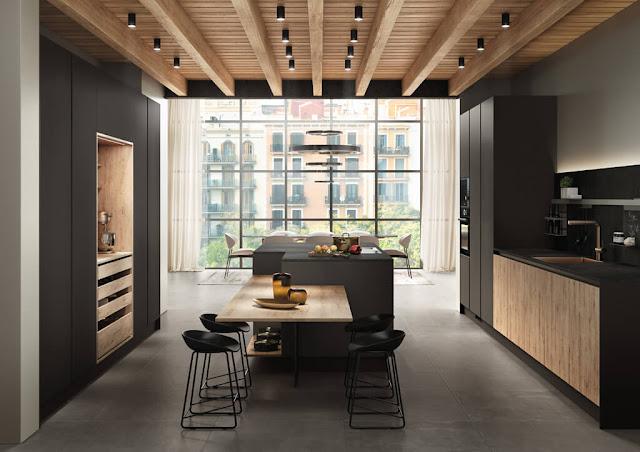 cocina-acabado-supermate-Tmatt-Nero-Roble-Nudos1