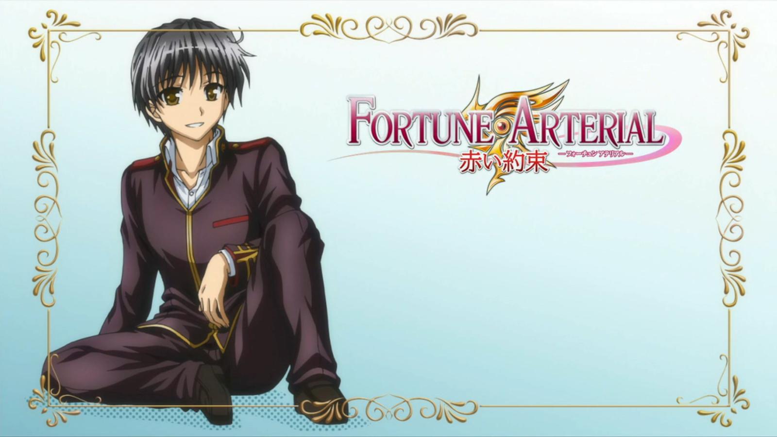 Fortune Arterial Kohei Hasekura