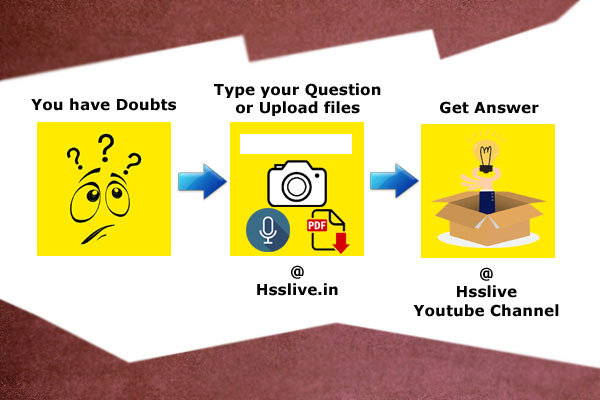 Doubts in your subjects? Ask Now !
