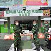 TNI AD Serahkan Alat Kesehatan Pencegahan Covid – 19 di Rumah Sakit TK IV 17-07-01 Dr M Yasin Bone