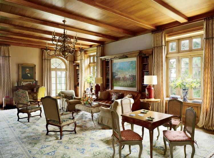 Decor Inspiration Palm Beach Florida Home By David