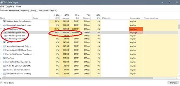 Chrome Software Tool