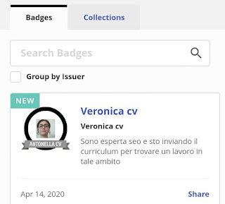 Invia openbadges curriculum