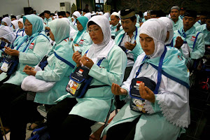 Daftar Calon Haji Terkini
