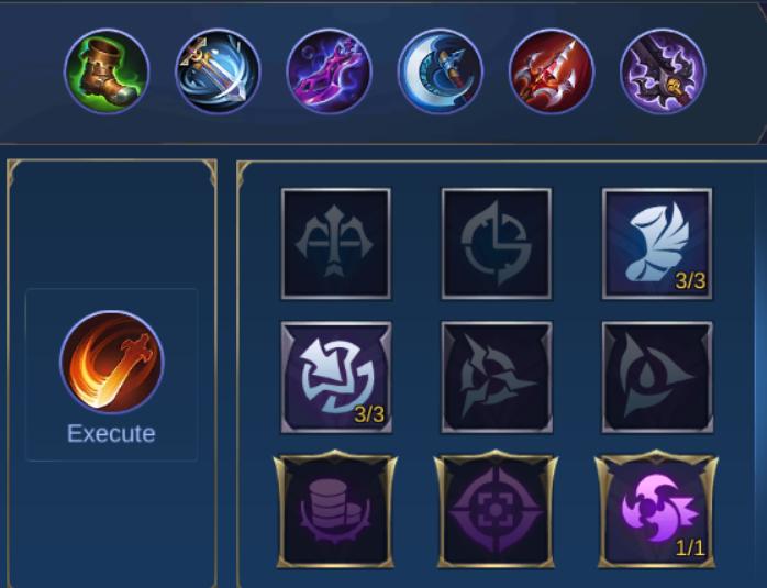 Best Build Bane Mobile Legends, Battle spell and emblem Bane 2021