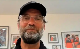 The Liverpool manager Jurgen Klopp said he missed football so much on BBC ( British Broadcasting Corporation ) interview
