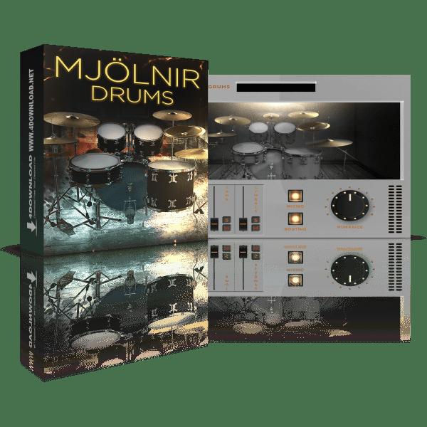 Solemn Tones Mjölnir Drums v1.5.3 Full version