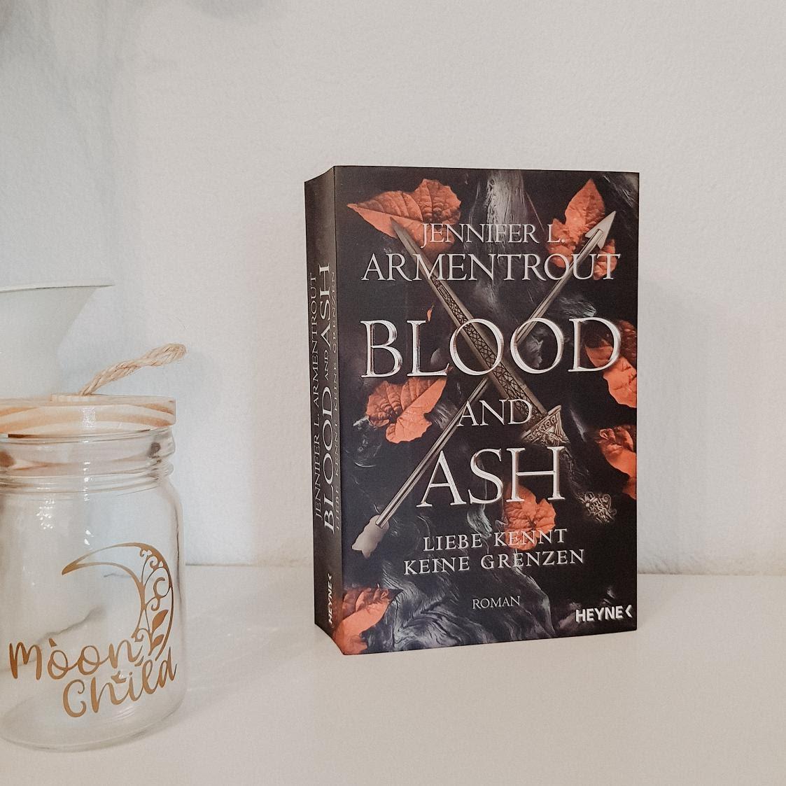 Bücherblog. Unboxing - Part 11. Chest of Fandoms - Blood & Ash Spezial Box. Jennifer L. Armentrout. FBAA.