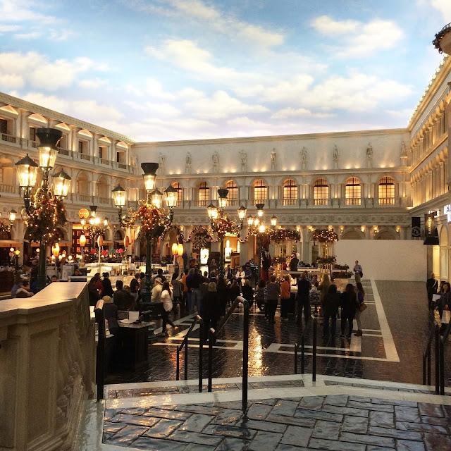 Im The Venetian Hotel