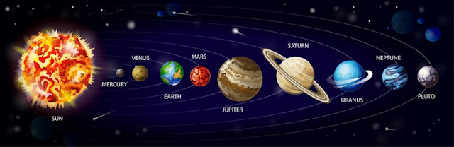 solar system how many planets