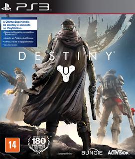 DESTINY PS3 TORRENT