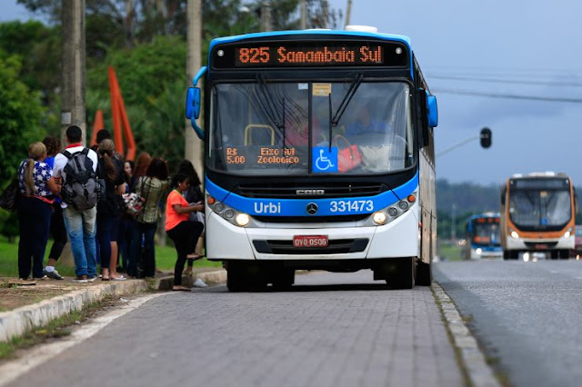 Linhas de ônibus sofrerão alterações no período de férias em ...