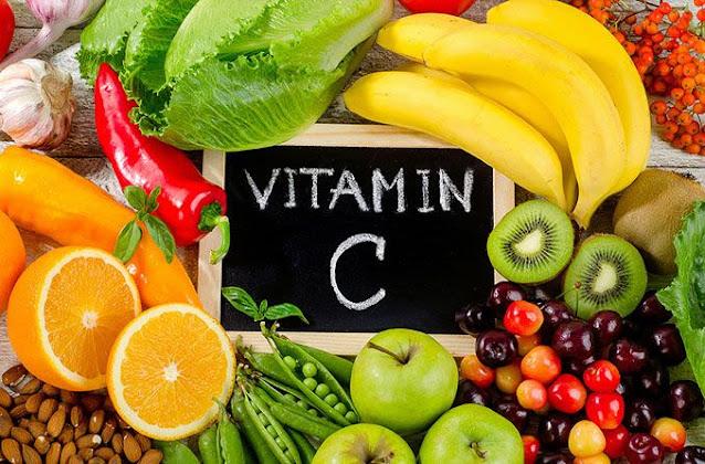 Vitamin C cegah penyakit