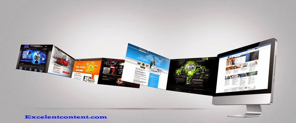 On Page Promotion, Website Development services, Re- design website