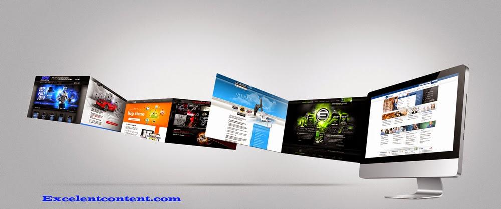 On Page Promotion, Website Development services, Re- design website
