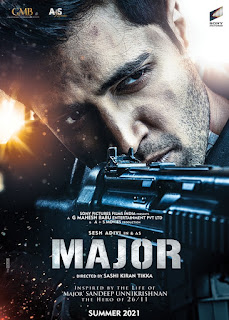 Major First Look Poster 3