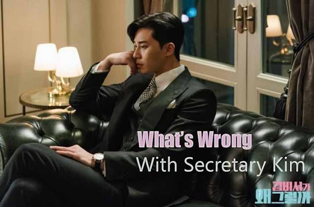 Drama Korea What's Wrong With Secretary Kim