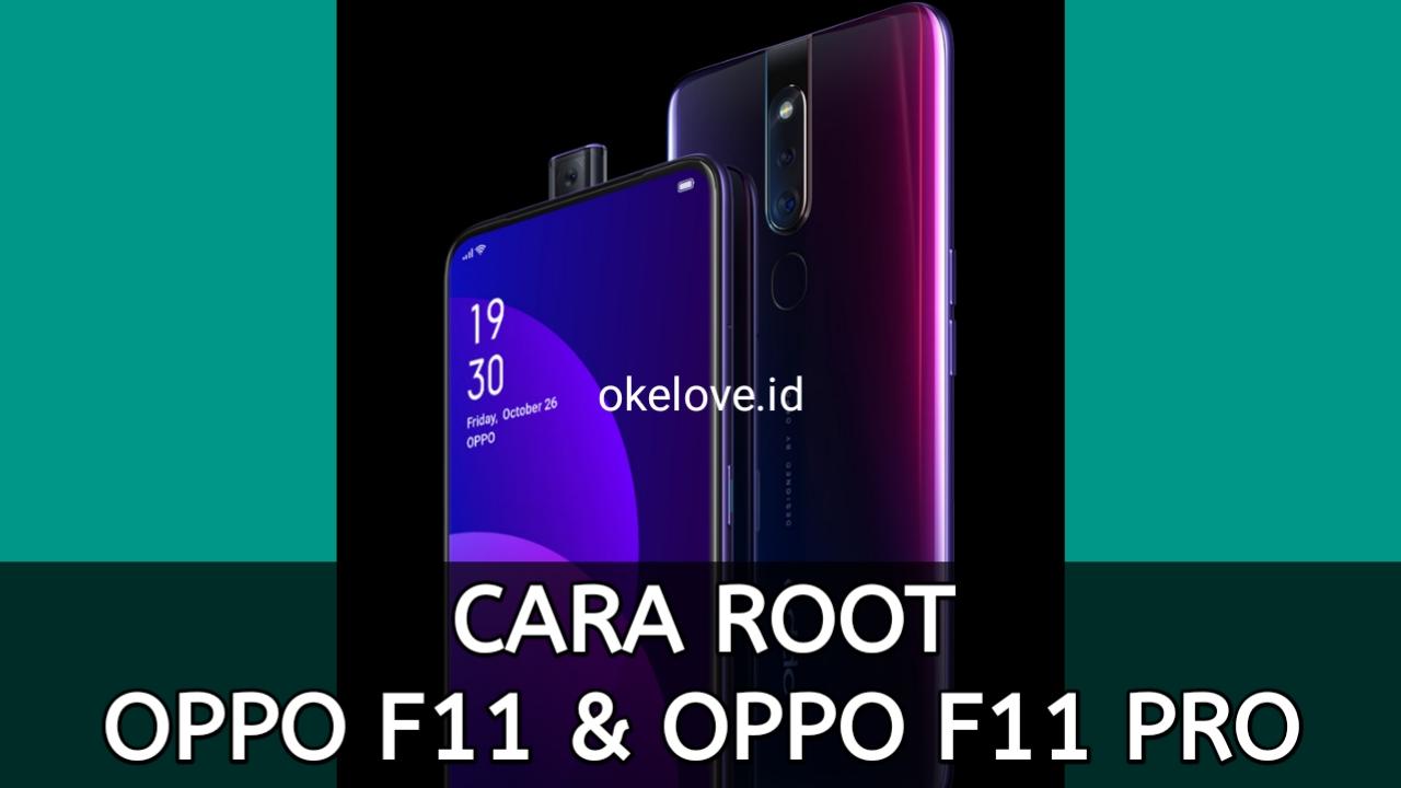 Cara Root F11 Pro Tanpa PC