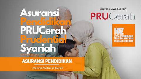 Asuransi Pendidikan PRUCerah Prudential Syariah