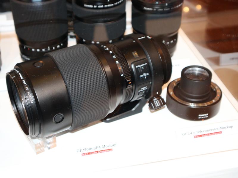 Fujinon GF 250mm f/4 R LM OIS WR