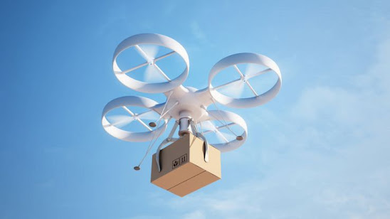 LEONARDO lancia i CITY-DRONI a domicilio
