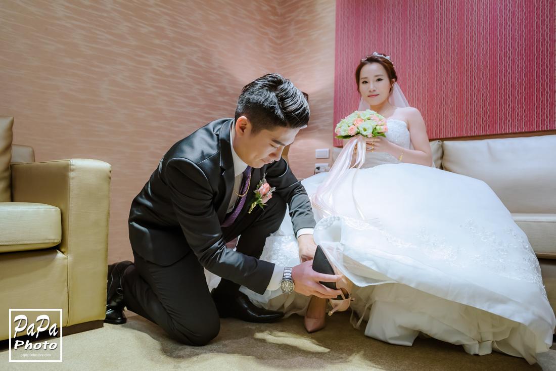 PAPA-PHOTO 婚禮影像 婚攝作品 彩蝶宴 類婚紗