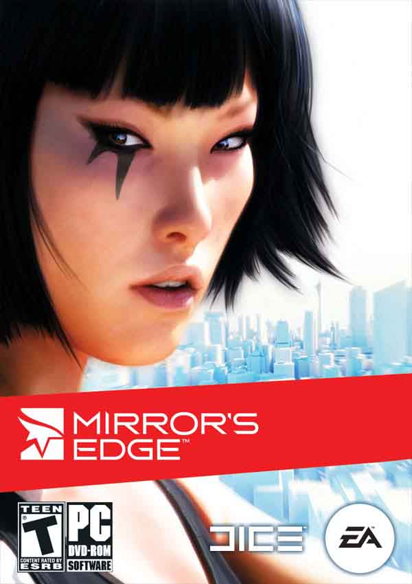 Mirror's Edge Download Cover Free Game