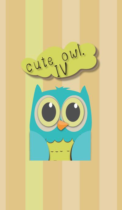 Cute Owl 4