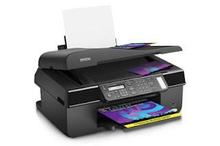 Epson Stylus NX305 Printer Driver Download