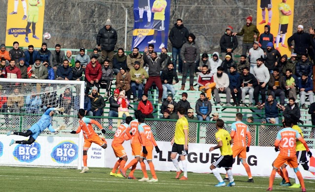 KOLKATA TO HOST I-LEAGUE 2020/21 AND 2ND DIVISION LEAGUE QUALIFIER