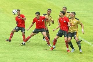 Persija Jakarta Ditahan Imbang Mitra Kukar 1-1