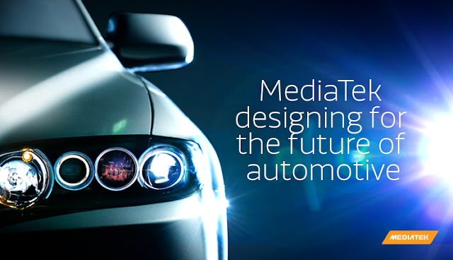 MediaTek to enter the Automotive Industry after success in Mobile