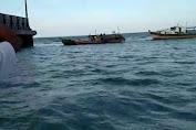 Lama Tak Ada Kabar, Kapal Penyedot Pasir Kembali Menambang Di Perairan Lampung Timur