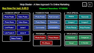 Facebook NinjaBlaster Nulled