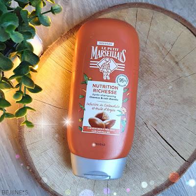 Le Petit Marseillais Infusion après shampooing