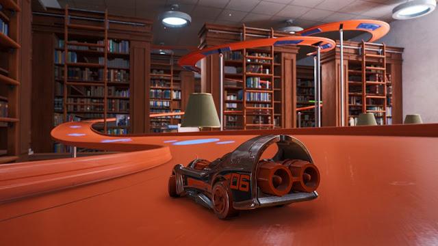 Imagem do Hot Wheels Unleashed