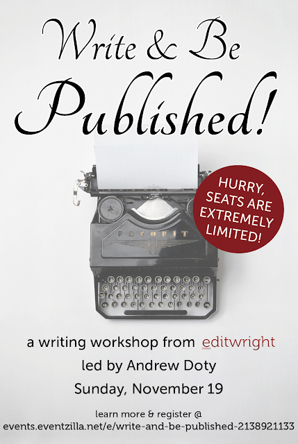 Write and Be Published!