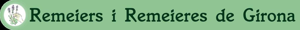 Remeiers i Remeieres de Girona