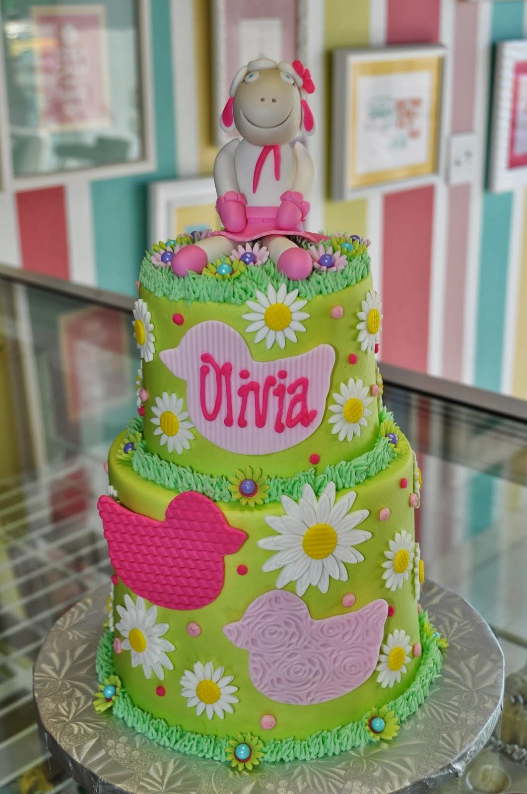 Leah S Sweet Treats Custom Cakes Wedding Cakes Sprinkle