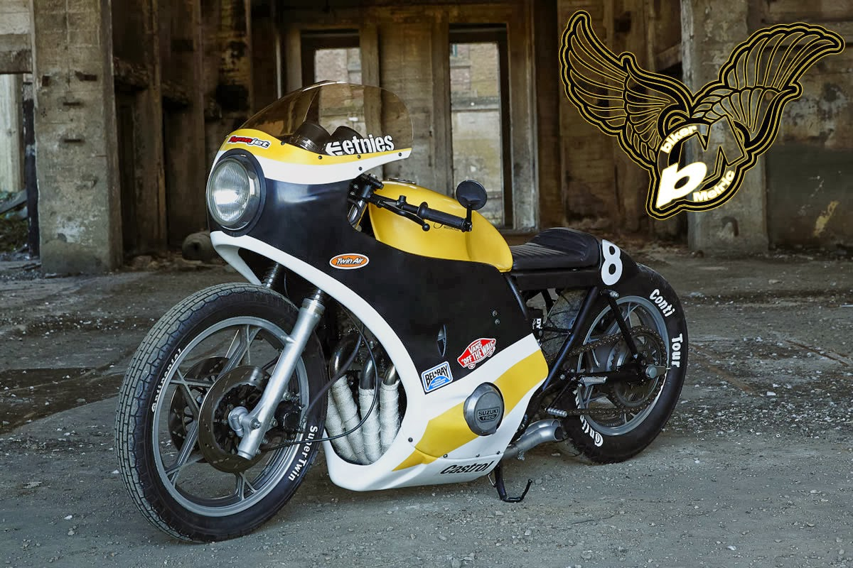 Suzuki Gs750 Racer Jtbrothers Bikermetric