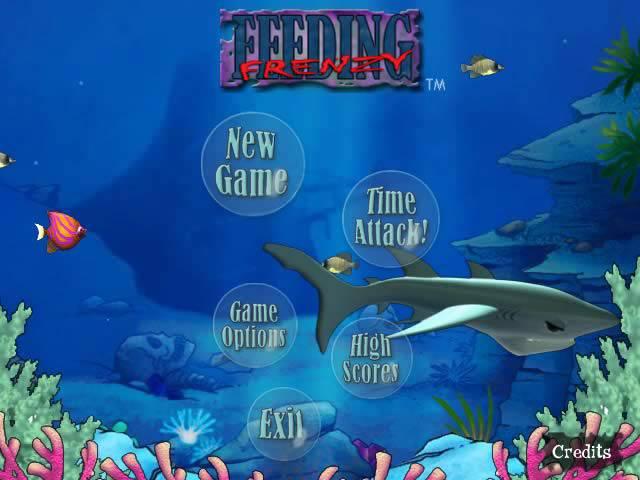 Tải game Cá lớn nuốt cá bé - Feeding Frenzy 1 miễn phí