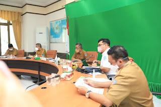 Rapat Forum Pemangku Kepentingan Utama Semester II Tahun 2021