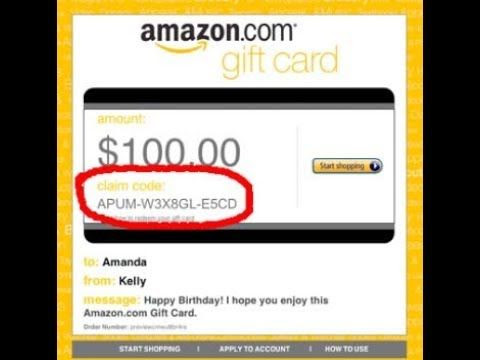 Claim Amazon Gift Card For Free! 100% Working [2021]
